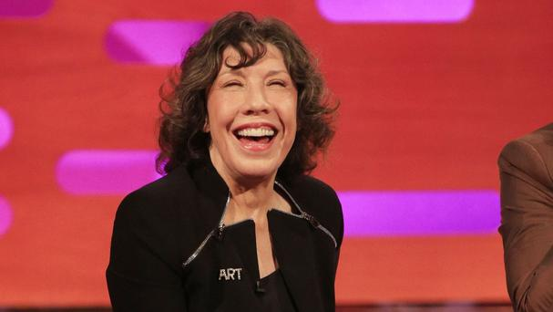 Lily Tomlin will be the 53rd person to receive the Screen Actors Guild's life achievement award