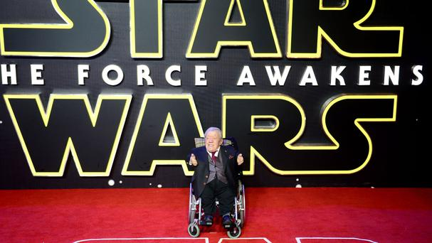 Kenny Baker, the man behind R2D2, died on August 13 at 81.