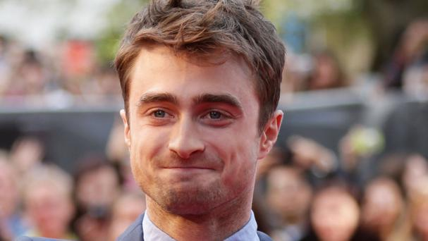 Daniel Radcliffe said he was reluctant to 'close a door' on his time as the boy wizard