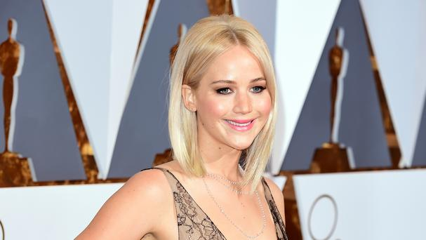 Jennifer' Lawrence's earnings over the past 12 months reportedly coming in at 46 million US dollars (£34.9 million) before tax
