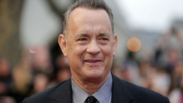 Tom Hanks plays a pilot who successfully landed a passenger plane on New York's Hudson River in 2009 in his latest film
