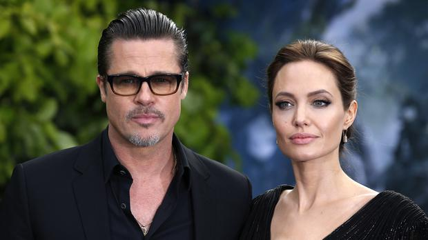 Brad Pitt and Angelina Jolie married in August 2014 after 10 years together