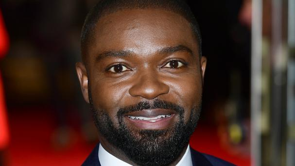 David Oyelowo called for action to 'stop this talent drain'
