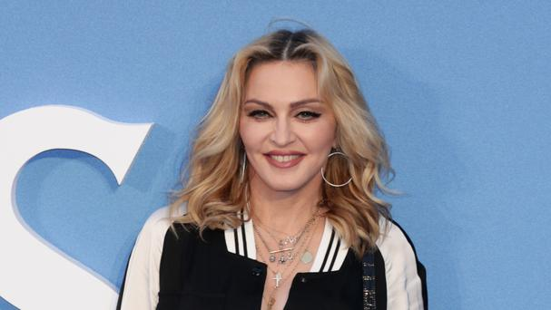 Madonna job application was read out at Letters Live