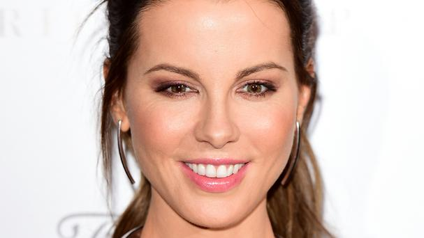 Kate Beckinsale was at New York Comic Con to promote her new movie Underworld: Blood Wars