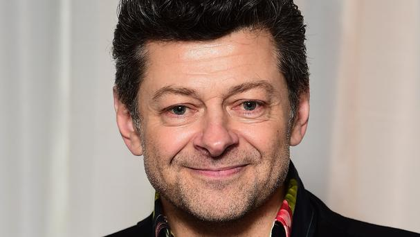 Andy Serkis says motion-capture acting is no different to putting on make-up