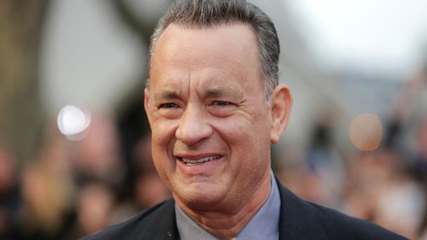 Tom Hanks admitted he is little help in an emergency