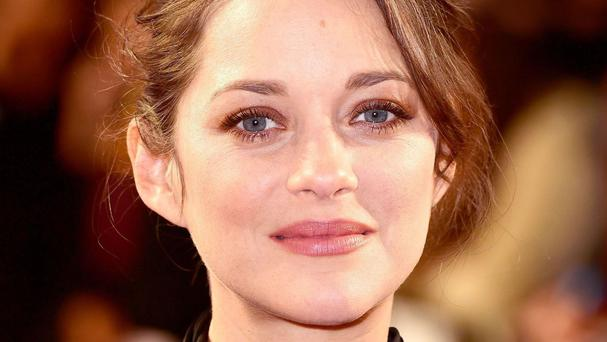 Marion Cotillard attending the 60th BFI London Film Festival screening of Its Only The End Of The World