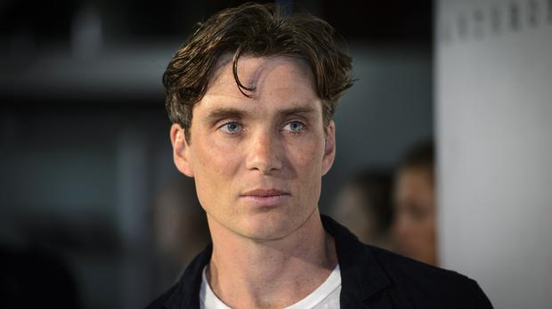 Cillian murphys moustache for latest film role a woman repellent cillian murphy is now clean shaven again freerunsca Choice Image
