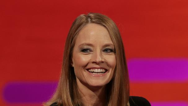 Jodie Foster is among the A-list names being honoured at the Britannia Awards