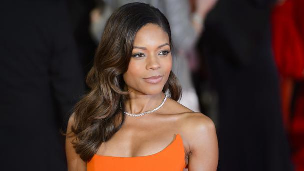 Naomie Harris has been described by director Danny Boyle as a 'phenomenally talented' actress