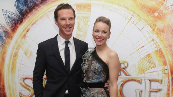 Eddie Redmayne and Benedict Cumberbatch have magical meeting on Graham Norton