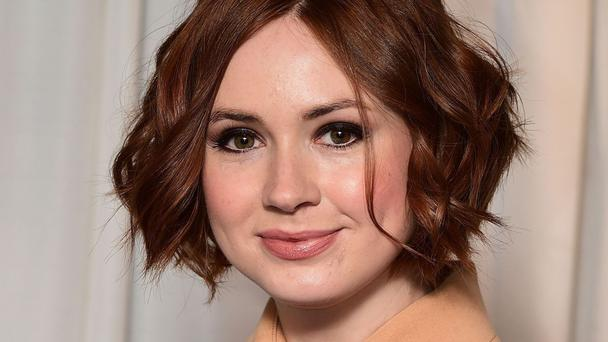 Karen Gillan rose to fame playing Amy Pond in Doctor Who from 2010 until 2013