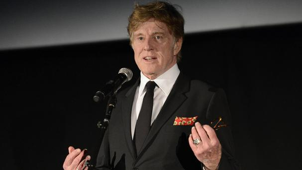 Robert Redford said he plans to focus more on his other passions of directing and painting