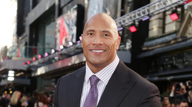 Polling data suggests The Rock looks real good in election