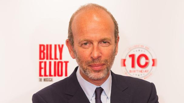 Eric Fellner is co-chairman of Working Title Films.