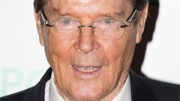 Sir Roger Moore hailed performances by other Bonds