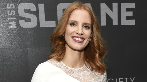 Actress Jessica Chastain condemned the Last Tango In Paris scene