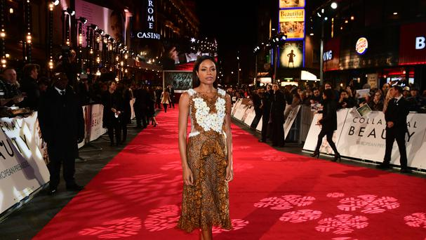 Naomie Harris is among the nominees