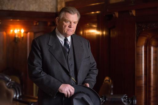Brendan Gleeson as Thomas Coughlin in 'Live By Night'
