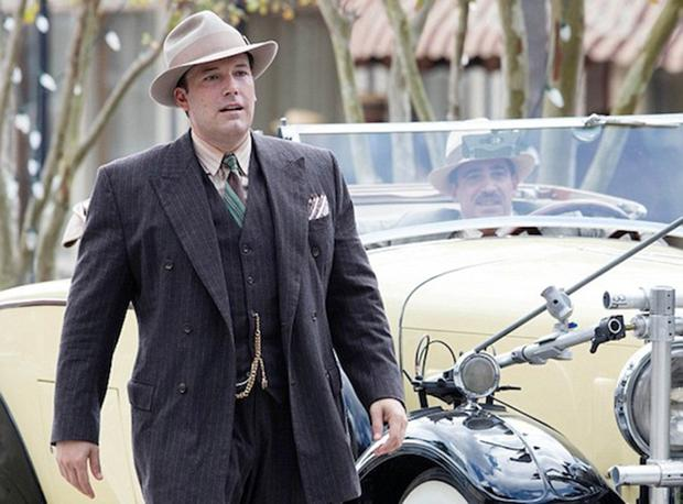 Ben Affleck, the writer,director and star of 'Live by Night'