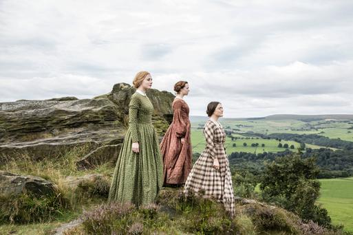 Bleak futures: The Brontë sisters as depicted in the TV movie To Walk Invisible