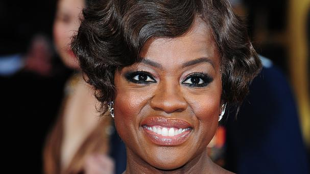 Viola Davis was speaking at a Bafta event