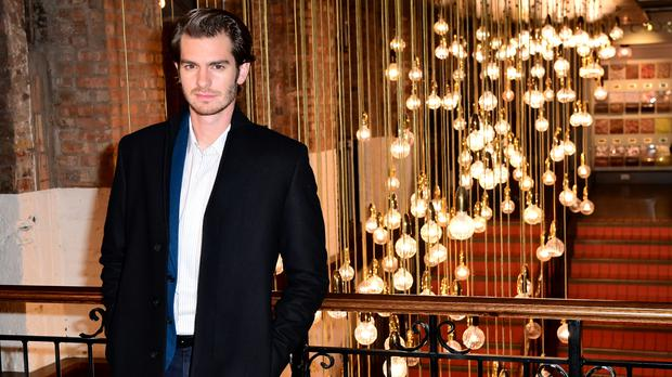 Andrew Garfield attending the Hacksaw Ridge special screening at Picture House Central, London