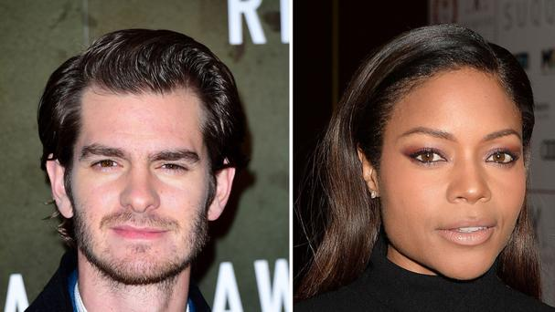 British stars with Oscar nods include Andrew Garfield and Naomie Harris