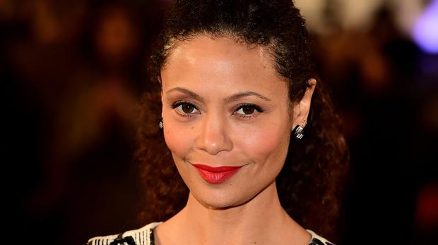 Thandie Newton said there were still plenty of ways in which life could be improved for women