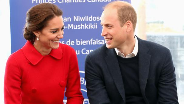 William and Kate will meet representatives of the British Academy of Film and Television Arts
