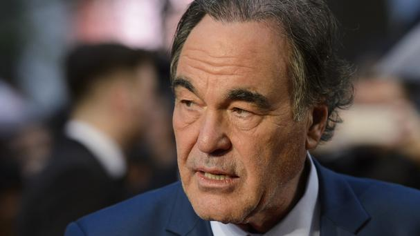Oliver Stone said he did not believe Russia intervened in the US presidential election