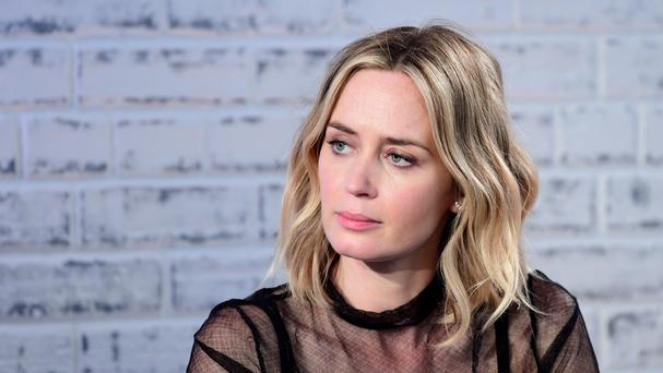 Emily Blunt is nominated in the leading actress Bafta category for her role in The Girl On The Train