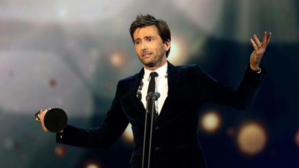 David Tennant will bring the curtain down on the Glasgow Film Festival on February 26