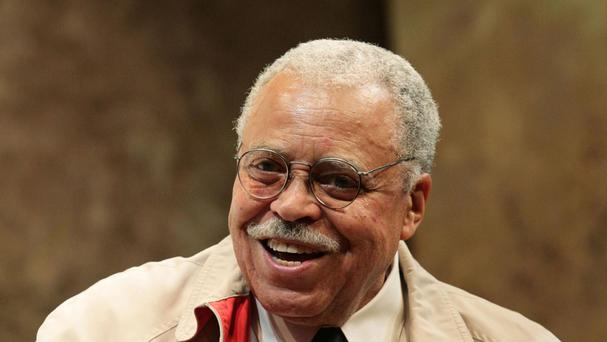 James Earl Jones voiced Simba's father Mufasa in the original 1884 film The Lion King