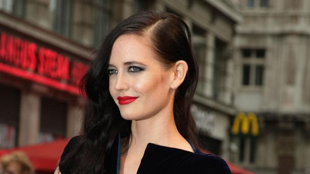 Eva Green will play Virgina Woolf in Katie Holly's next feature film 'Vita & Virginia'. Photo: PA