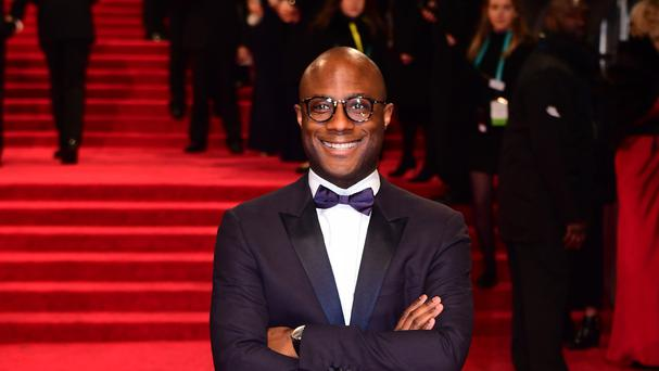 Barry Jenkins accepted the top prize for his film Moonlight