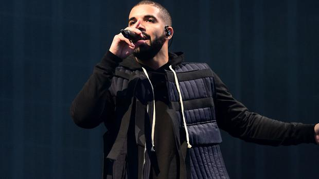 Two NFL stars were at Drake's concert in Dublin last night