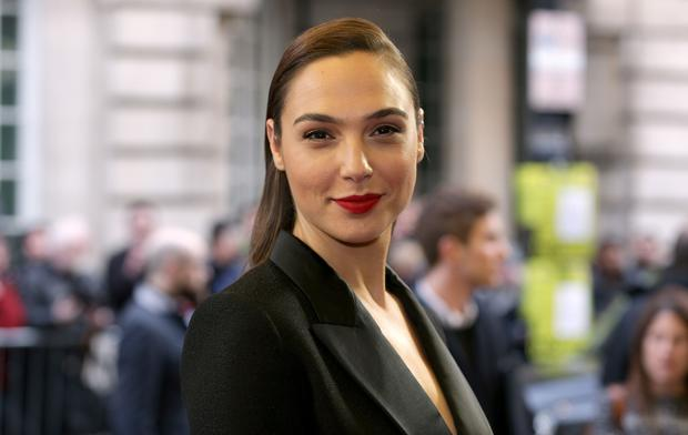 File photo dated 7/4/2016 of Gal Gadot.