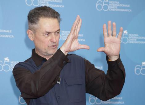 File photo dated 3/9/2008 of Oscar-winning director Jonathan Demme who has died at the age of 73.