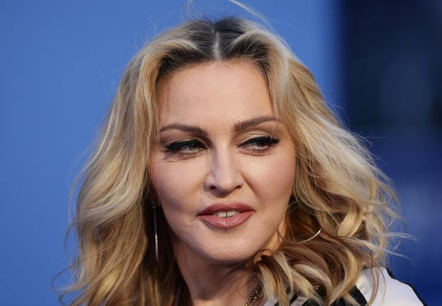 File photo dated 15/09/16 of Madonna, as singer Lulu says that she thinks she and Madonna should be crowned joint winners for the title of worst Bond theme ever recorded.