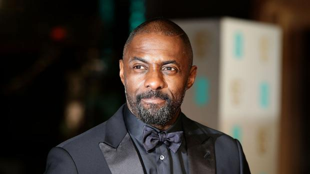 Idris Elba will return as Luther. Image: PA