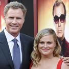 Will Ferrell and Amy Poehler top the bill of a film together for the first time (Chris Pizzello/AP)
