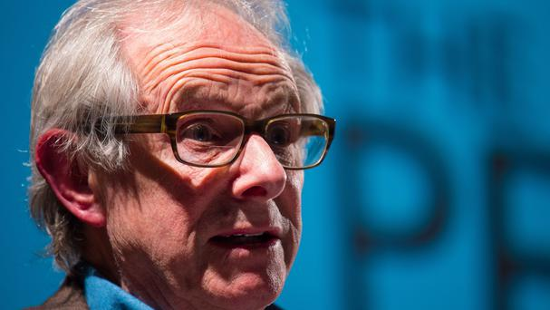 Ken Loach said an end to freedom of movement could stall co-productions (Dominic Lipinski/PA)