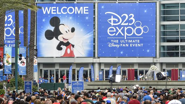 The D23 Expo (Jeff Gritchen/AP)