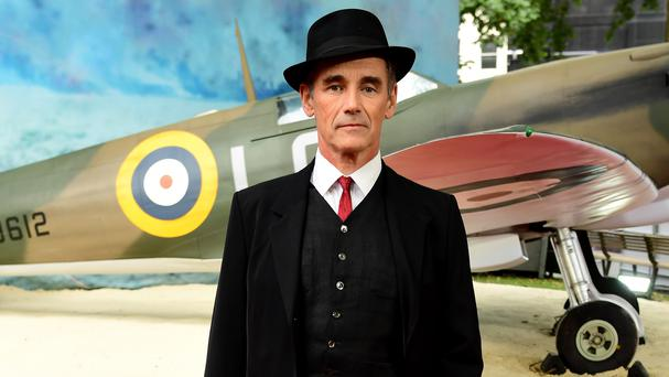 Sir Mark Rylance has revealed secrets from the Dunkirk set (Ian West/PA)