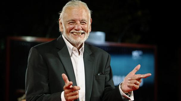 George A Romero died after a brief battle with cancer, his manager said (Andrew Medichini/AP)