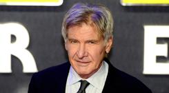Harrison Ford (Anthony Devlin/PA)