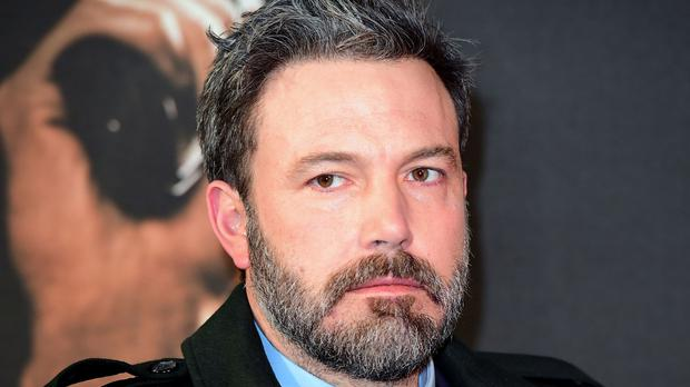 Ben Affleck tweeted apology (Ian West/PA)