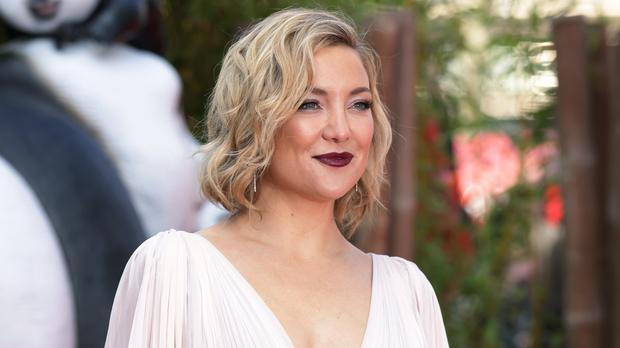 Kate Hudson has cut off all her hair for a film role (Yui Mok/PA)